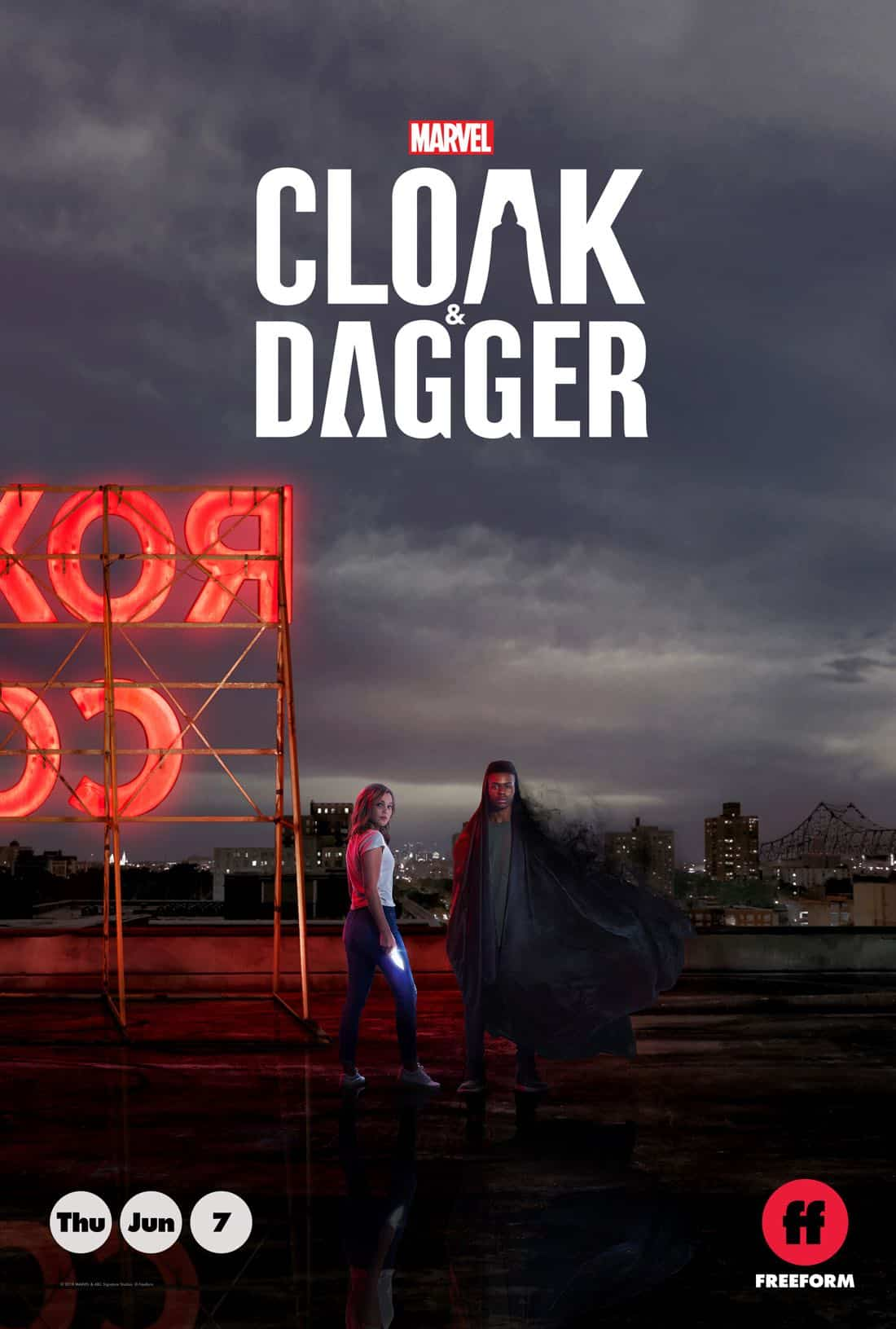 Cloak & Dagger (Freeform)