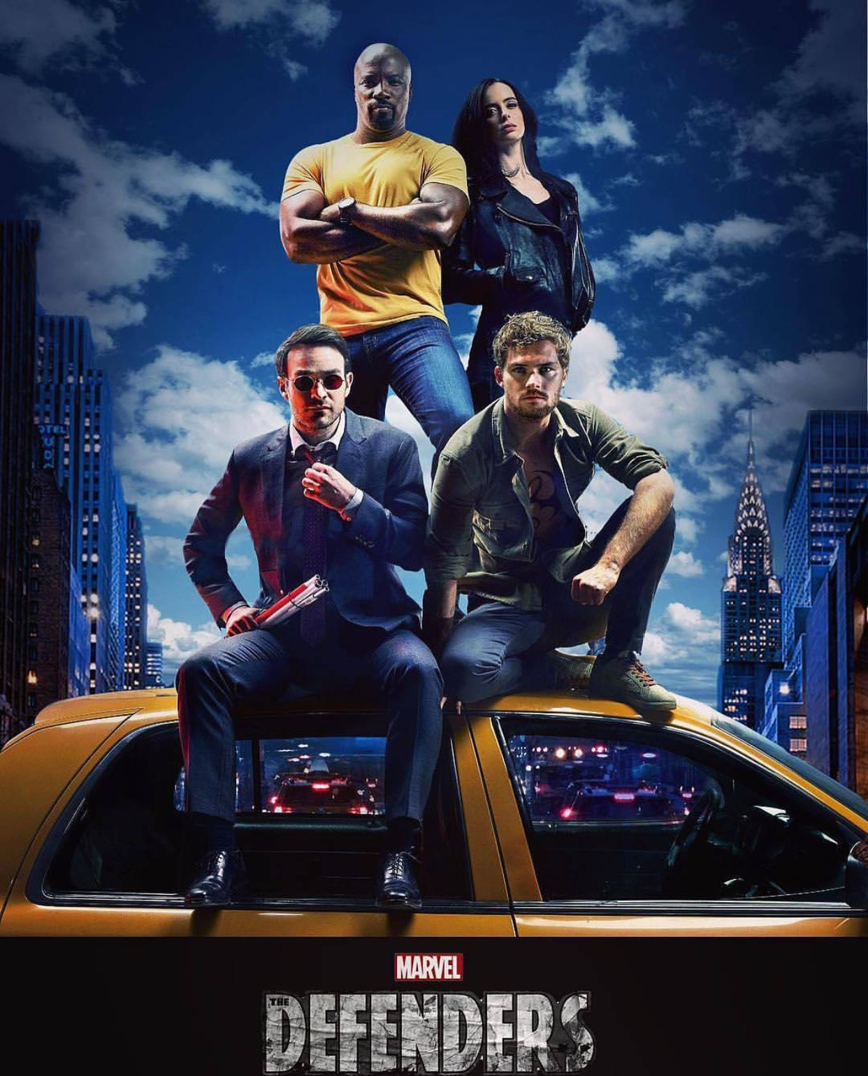 netflix the defenders Every Marvel Movie and TV Show Ranked From Worst to Best